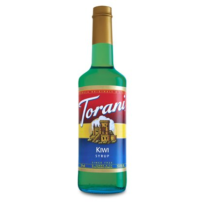 Torani Kiwi Syrup (1 Single 750 ml bottle)