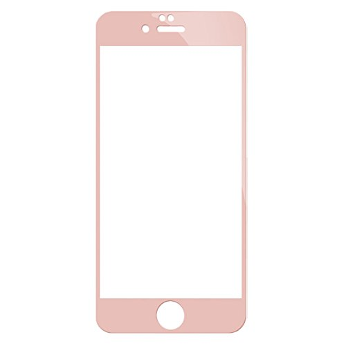 Fancasee iPhone 6 Plus 6S Plus Screen Protector Glass, HD 3D Touch Compatible Full Tempered Glass Screen Protector Cover for iPhone 6S Plus iPhone 6 Plus (5.5) - Rose Gold