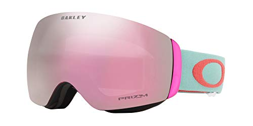 Oakley Flight Deck Asian Fit Snow Goggle, Arctic Surf Coral, ()