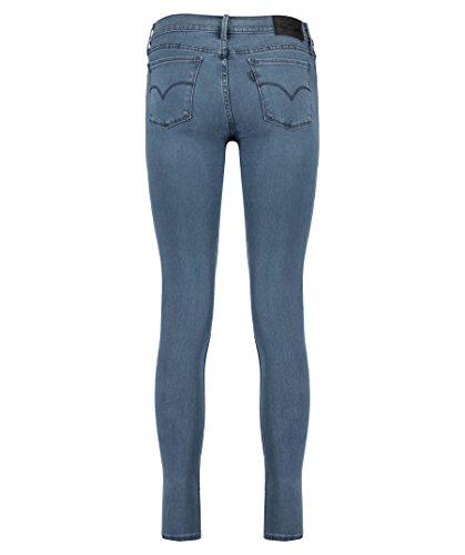 jeans levis innovation super skinny bleu
