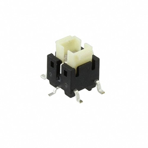 SWITCH TACTILE SPST-NO 50MA 12V (Pack of 20) (FSMIJM65AA04) by TE Connectivity ALCOSWITCH Switches