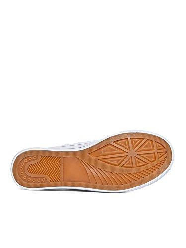 Classic Donna Bassa Sneaker Bianco Vissteme Da q1Pn8HAO