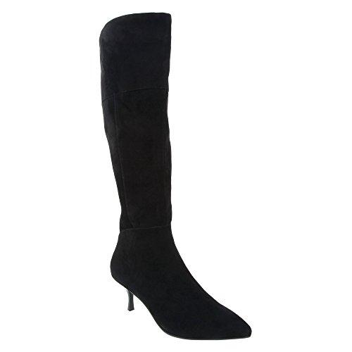 Boot Over Filomene Black the Nina Knee wOI5T6q