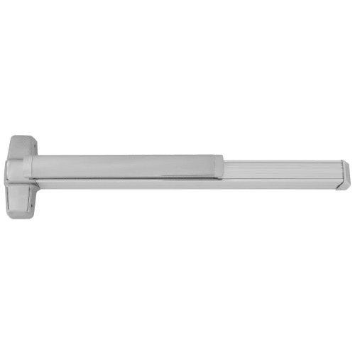Von Duprin 9947EOF 3 ft. 99 Series Concealed Fire Rated Vertical Rod Exit Device, Satin Chrome by Von Duprin