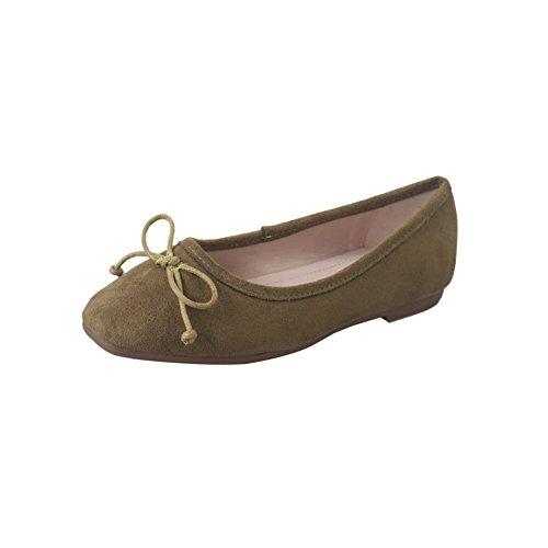 Ballet Des Glissent Dames Vert Chaussures De Occasionnels Pompes Mocassins Dolly Détails Missmao Sur Femmes Ballerine Plates Arc Des p6AdqASx
