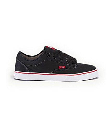 Vans Av Era (Vans Mens Av Era 1.5 Skate Sneakers blackscarlet)