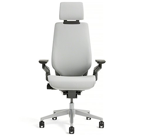 Steelcase Gesture Office Desk Chair With Headrest Low