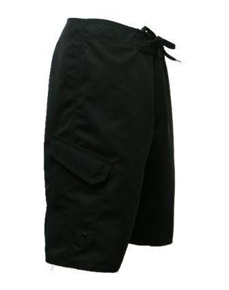 UN92 Solid 22 Board Shorts Black-36