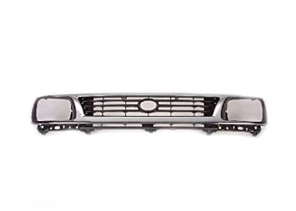 d6c8296b25fa4 Amazon.com: Toyota Tacoma Pick Up Truck 95-96 Front Grille Car ...