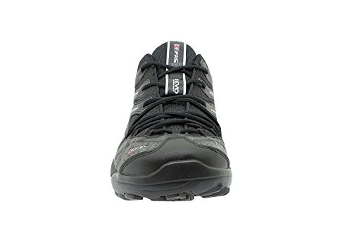 Kefas - Falcon 3263 - Men and Women Nordic Walking Hiking Footwear Schwarz