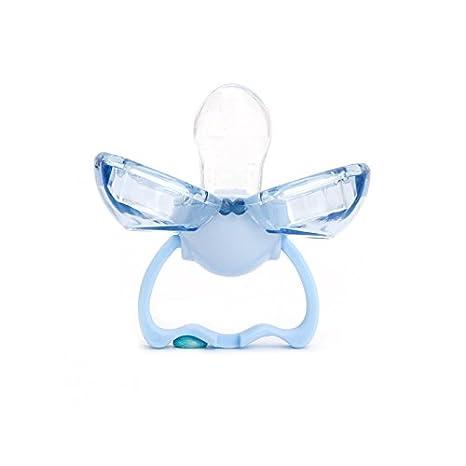 A0127 Chupete de silicona para bebé, chupete de bebé con ...