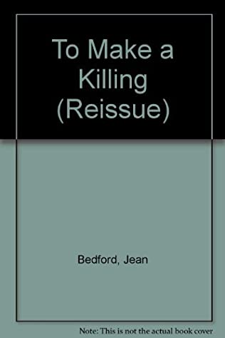 book cover of To Make a Killing