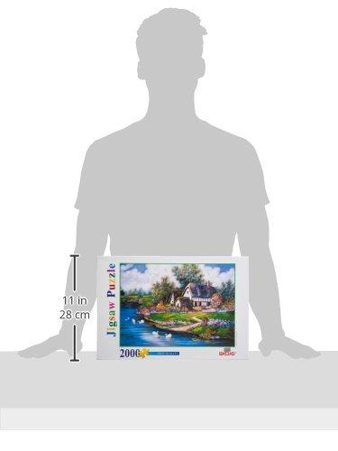 Flourishing Spring 2000 Piece Puzzle