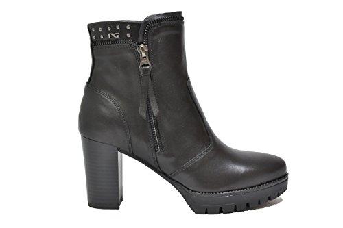 De Nero Para Giardini Mujer Vestir Negro Zapatos r1qFw1E
