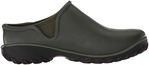 Bogs Womens Sauvie Clog Rubber Shoes Sage ILxxb82