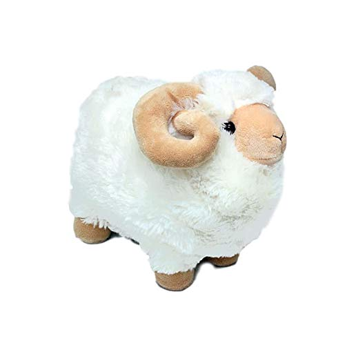 "Elka Australia Ram Sheep Stuffed Animal Toy Macarthur 7""/18cm"
