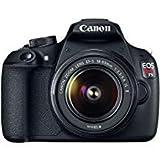 Canon EOS Rebel T5 18.0MP Digital SLR Camera Kit with EF-S 18-55mm IS II Lens - Black (cerfitied refurbish)
