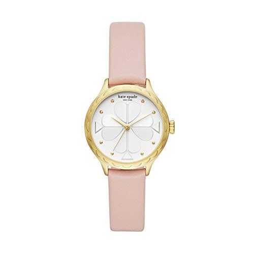 Kate Spade New York Rosebank Scallop - Reloj de Cuero Rosa ...