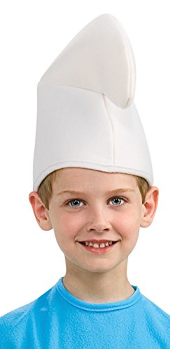 Rubie's Costume Smurfs: The Lost Village Child's Smurf Hat Costume Accessory, One Size