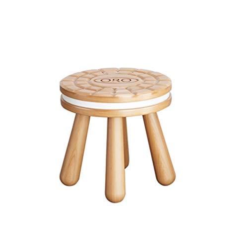 HMHYDP LYX \u0026 reg; Taburete de madera maciza hogar adulto ...