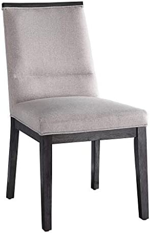 Homelegance Dining Chair Set of 2 Gray