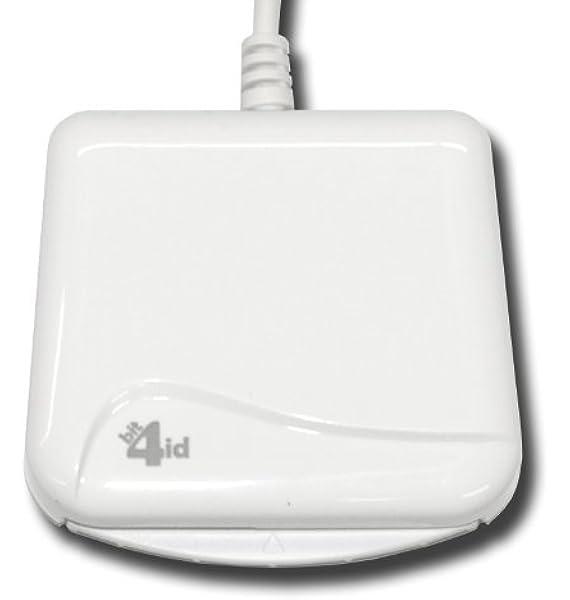 Bit4id MINI Lector EVO - Lector de DNI Electronico. Lector grabador universal de tarjeta inteligente: Amazon.es: Informática