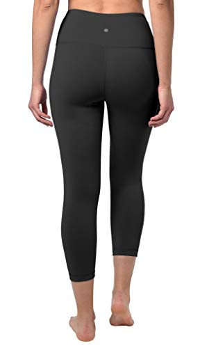 512017447f21f ... 90 Degree By Reflex - High Waist Tummy Control Shapewear - Power Flex Capri  Legging ...