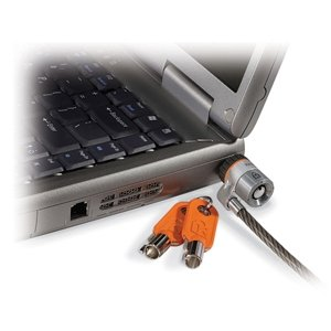 Custom Microsaver Laptop Lock