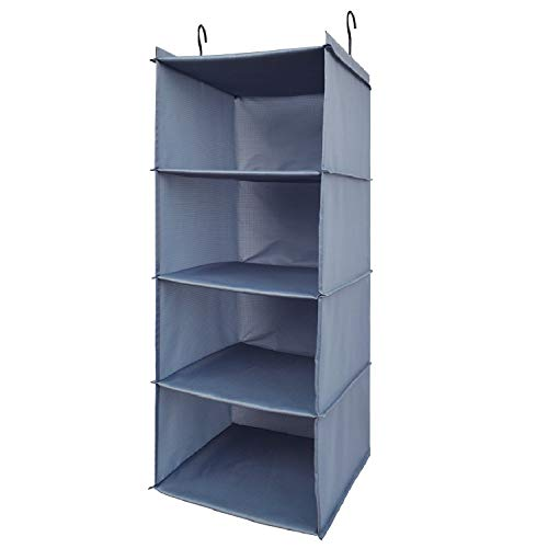 Aibrisk Shelves Hanging Organizer Collapsible