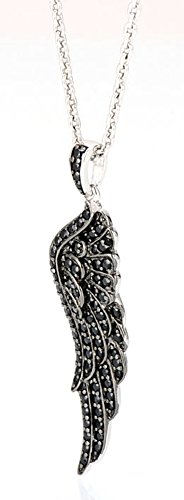 chariot-trading-silver-angel-wing-pendant-fit-for-necklace-black