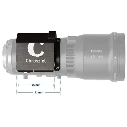 Chrosziel Chrosziel Compact Zoom Control Kit for Fujinon MK Lenses 18-55mm + 50-135mm ()