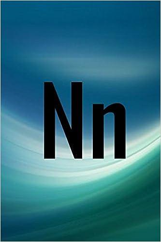 Libros Ebook Descargar N: Monogram Initial Notebook Blank Lined Notebook Large La Templanza Epub Gratis