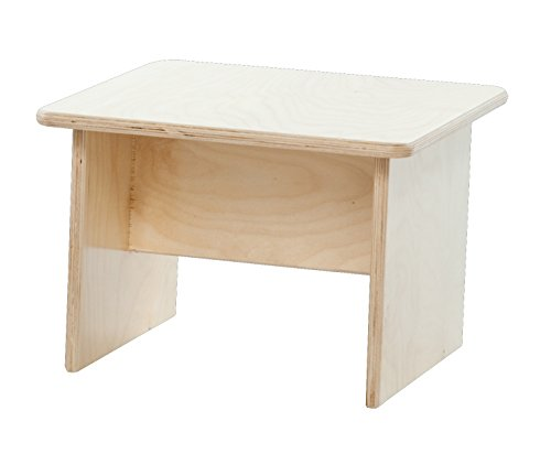 Wood Designs WD31550 Child's End Table by Wood Designs
