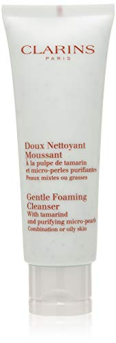 - Clarins Gentle Foaming Cleanser with Tamarind (Combination/Oily Skin) 125ml