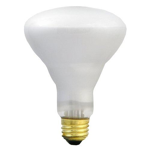 EIKO 65BR30/FL-130V 65W 130V BR30 E26 Incandescent Flood Lamp - 4 Pack