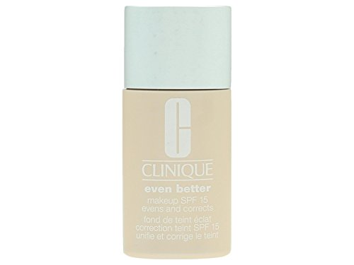 Clinique Even Better Makeup Broad Spectrum Spf15 Evens & Correct Foundation, 1 Ounce, 06 Honey (MF-G) -  W-C-4927