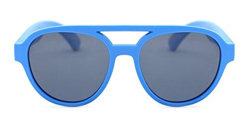 TIJN Two Bridge Avant-garde Polarized Sunglasses for - Sunglasses Avant Garde