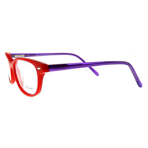 a0036cf3d7067 ... OCCI CHIARI - Monture de lunettes - Femme Taille unique red ...