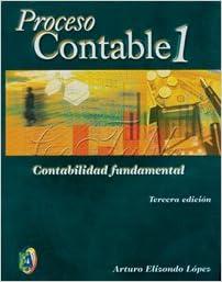 Proceso Contable 1 Arturo Elizondo Lopez Pdf Free