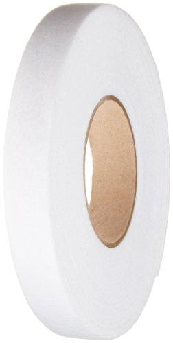 (Needled Polyester Felt Strip, Medium Firmness, , White, 1/8