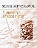 img - for Mathematical Interest Theory, Student Solutions Manual (07) by Vaaler, Leslie Jane Federer [Paperback (2007)] book / textbook / text book