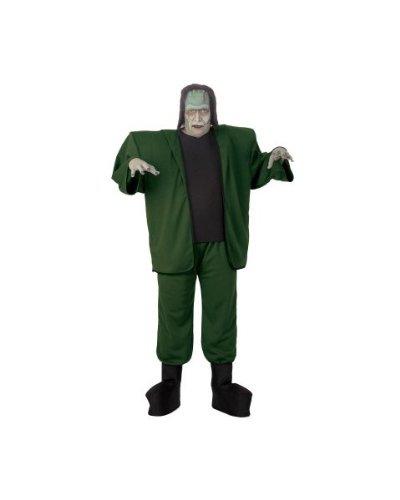 Frankenstein Adult Costume - Plus Size -