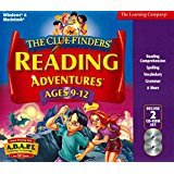 Cluefinders Reading Adventures Ages 9-12 by SelectSoft