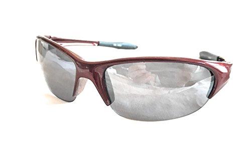 Migraine Doctor Sunglasses (Maroon, - Migraines Sunglasses For