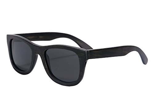 SHINU Genuine Handmade Wood Sunglasses Anti-glare Polarized Bamboo Layer UV400 Glasses-Z6016 3 Genuine Wood Bamboo from Sustainable Resources. Every production step, starting from the selection of wood through final assembly, requires careful consideration and maximum attention. Our approach translates into sourcing the finest natural materials to create the best and finest looking shades. Polarized UV400 Lenses Against Harmful UVA/UVB Rays. SHINU sunglasses made from 100% bamboo – simultaneously light weight and incredibly durable. SHINU polarized wood sunglasses have gone through multiple tests to verify not only the quality of the wooden frames, but also the lenses. We ensure the quality and durability of every pair of our wooden sunglasses.