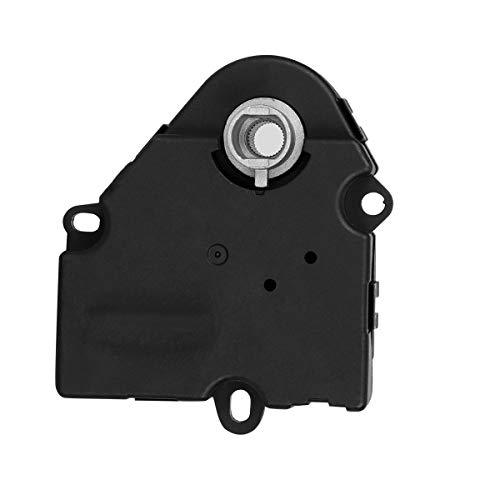 604-113 HVAC Blend Door Actuator for 2002 Chevy Silverado/Avalanche/Suburban/Tahoe, GMC Sierra/Yukon XL, Cadillac Escalade, Replace OE# 52473356