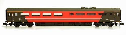 Virgin Trains (Dapol 2P-005-411 Virgin Trains Mk3 Buffet Coach 10211 by Dapol)