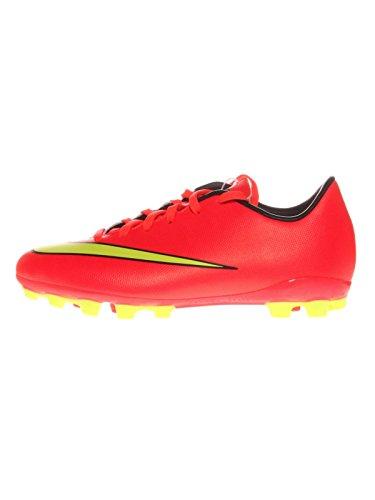 Mixte Nike Enfant Football Neonrot Ag Victory Junior Chaussures Mercurial V De wxq8nwR