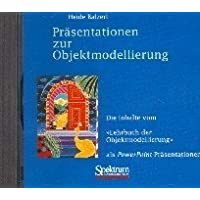 Präsentationen zur Objektmodellierung. CD- ROM für Windows 95/98/ NT. Die Inhalte vom Lehrbuch als Powerpoint-Präsentationen.