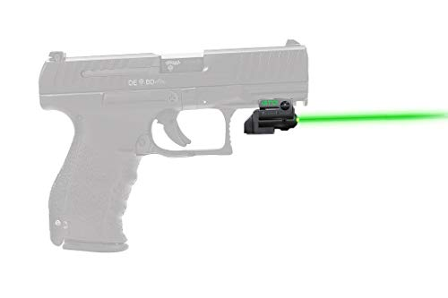 ArmaLaser Walther PPQ M2 PPX GTO Green Laser Sight and FLX42 Grip Switch (Best Laser For Walther Ppq)